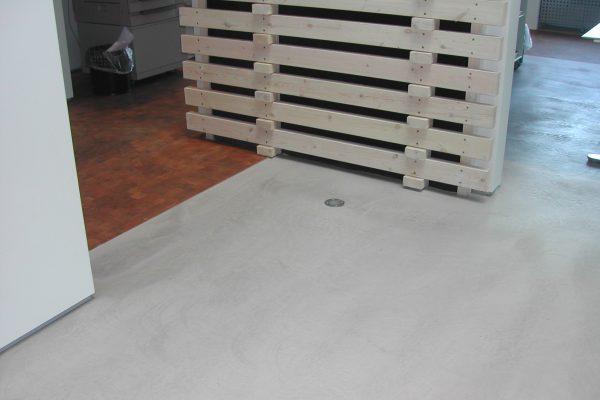 Poleret designgulv som poleret betongulv
