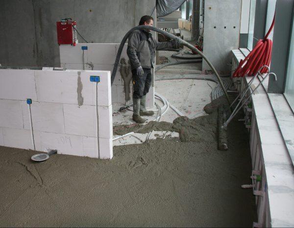 Thermobeton (EPS-betongulv)